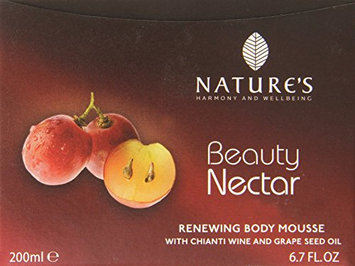 Nature's Beauty Nectar Renewal Body Mousse