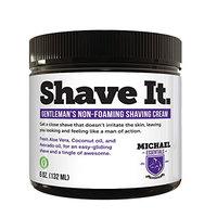 Michael Essentials Shave It Non Foaming Soothing Shaving Cream