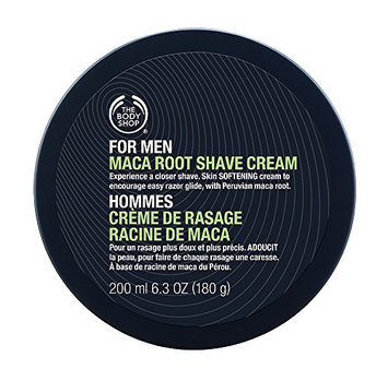 The Body Shop For Men Maca Root Shave Cream Regular