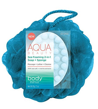 Body Benefits Sea Foaming Soap Plus Sponge
