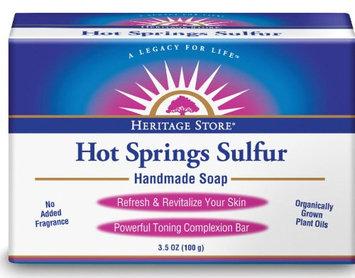 Heritage Store Bath Soap