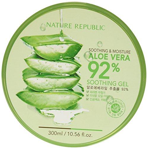Nature Republic Soothing & Moisture Aloe Vera 92% Gel