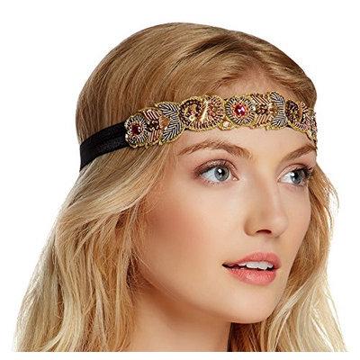 Jolie USA Color Jewel Stretch Ribbon Headband
