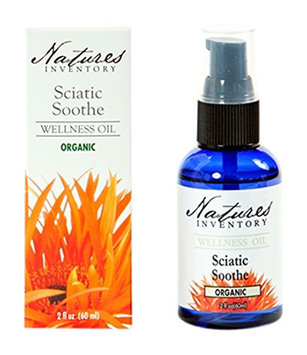 Nature's Inventory Sciatic Soothe Wellness Oil Nature's Inventory Liquid