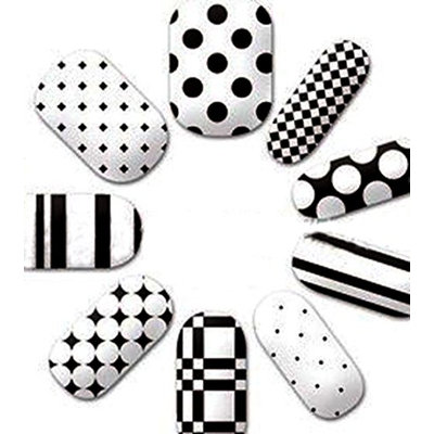PuTwo PuTwo Nail Stickers Instant Manicure Tattoo False Nails