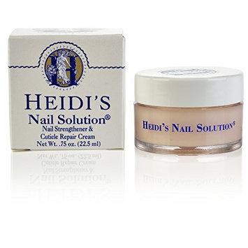 HEIDI'S Nail Strengthener and Cuticle Repair Creme