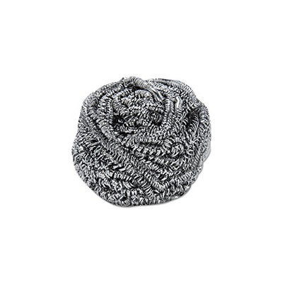 Strong Scourer Pads Stainless Steel Sponges Scrubbers