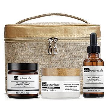 Dr Botanicals Bag Set Nutritive Micellar Water