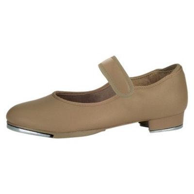 Danz N Motion by Danshuz Toddler Girl's Danshuz Tap Dance Shoes Tan 10.5