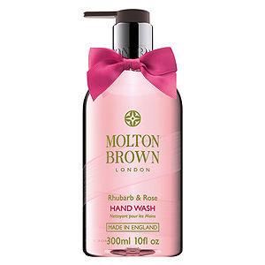 Molton Brown Rhubarb and Rose Hand Wash 10 oz