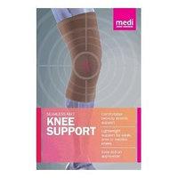 Medi-usa Medi Seamless Knit Knee Support: Beige Small