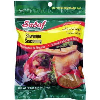 Sadaf Shawarma Seasoning, 4-Ounce (Pack of 6)
