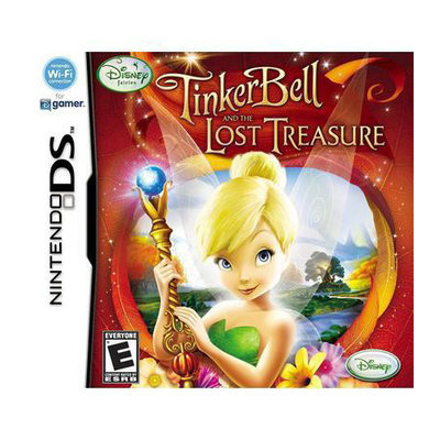 Disney Fairies: Tinker Bell and the Lost Treasure (Nintendo DS)