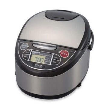 Tiger Corporation TIGER JAX-T10U 5.5 Cup Microcomputer Controlled Rice Cooker/Warmer