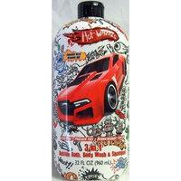 Hot Wheels BUBBLE BATH, BODY WASH & SHAMPOO (32FL. OZ.)