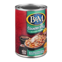 B&M Country Style Baked Beans