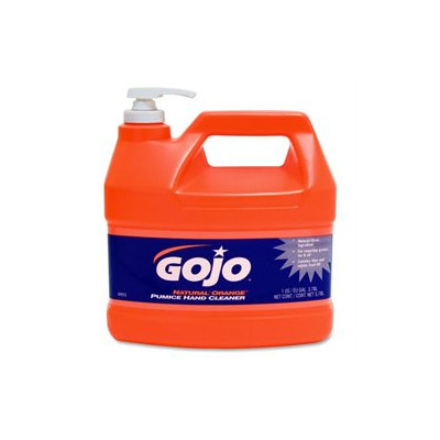 GOJO NATURAL ORANGE Pumice Hand Cleaner - GOJO INDUSTRIES INC
