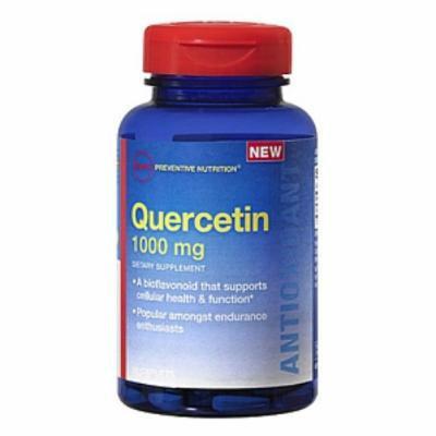 GNC Preventive Nutrition Quercetin 1000 mg, Caplets, 60 60 ea