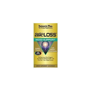 Nature's Plus. Ageloss Mood Support. 60 Vcaps (4 Pack)