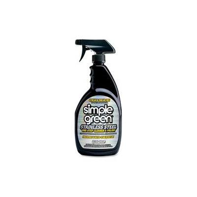Simple Green 18300 32 Oz Stainless Steel One Step Cleaner
