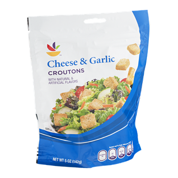 Ahold Croutons Cheese & Garlic