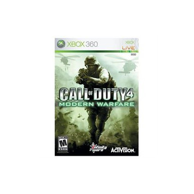 Call of Duty 4: Modern Warfare - Game of the Year Edition (used)