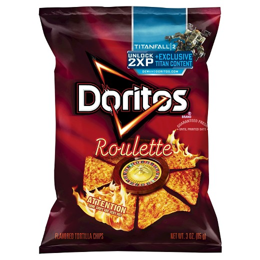 Doritos® Roulette Flavored Tortilla Chips