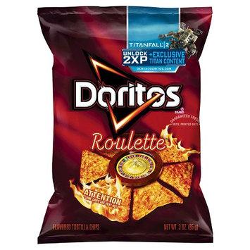 DORITOS® Roulette Flavored Tortilla Chips
