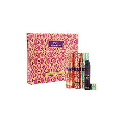 tarte 3-piece Maracuja Oil Roller Ball Collector's Set to Give, to Get, to Glow