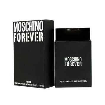 Moschino 17854640503 Forever Refreshing Bath and Shower Gel - 200 ml.
