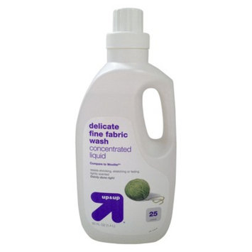 up & up Delicate Fine Fabric Wash Concentrated Liquid Laundry