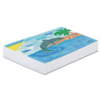 Pacon(R) Plain Newsprint, 8 1/2in. x 11in, Ream Of 500 Sheets