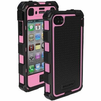 Trident Case Ballistic Ha0778-m365 Black & White Iphone 4/4s Hc Case & Holster
