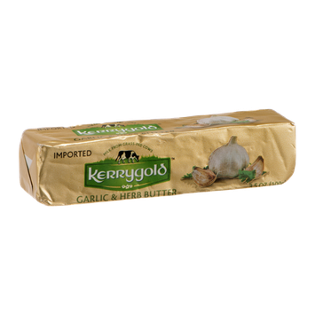 Kerrygold Garlic & Herb Butter