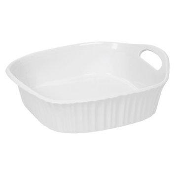 CorningWare World Kitchen French White 8x8 Square Baker