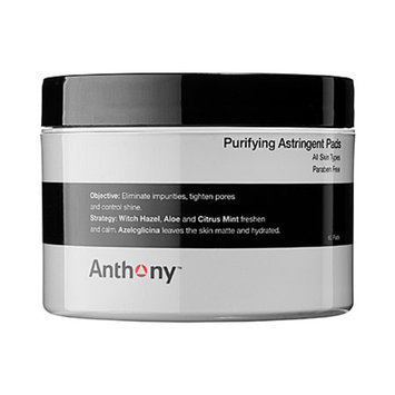 Anthony Astringent Toner Pads 60 Pads