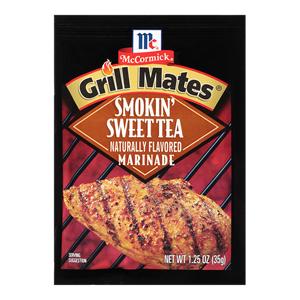 McCormick® Grill Mates® Smokin' Sweet Tea Marinade