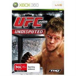 Thq 55048 Ufc Undisputed - Xbox 360
