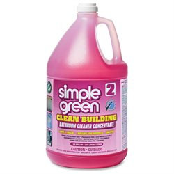 Simple Green Clean Building Bathroom Cleaner Concentrate, Unscented