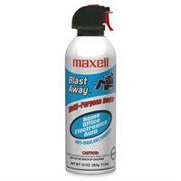 Maxell 190025 - Ca3 Blast Away Canned Air (Single)