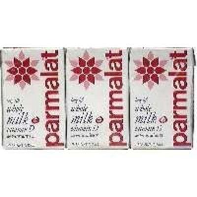 Parmalat Lil' Milk Whole Milk with Vitamin D 3 pk