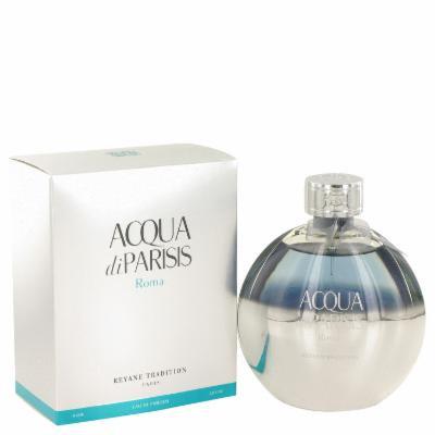 Acqua Di Parisis Roma for Women by Reyane Tradition Eau De Parfum Spray 3.3 oz
