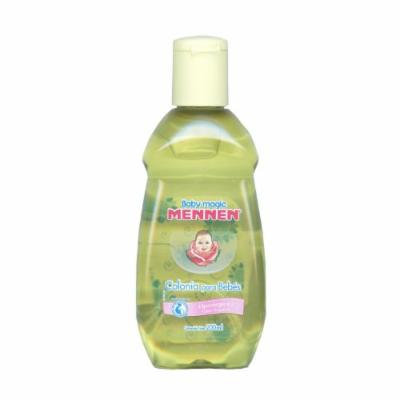 Baby Magic Mennen Cologne - Colonia Mennen Para Bebe (PACK OF 3 SEALED)