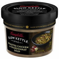 Campbell's Slow Kettle Style Roasted Chicken & Chardonnay Soup
