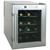Sunpentown - Thermo-Electric Wine Cooler - 12 Bottle