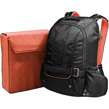 Everki Beacon Laptop Backpack with Gaming Console Sleeve, fits up to 18