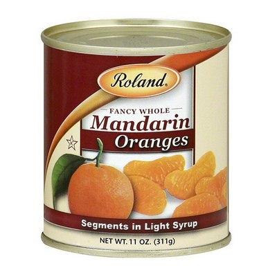 Roland Fancy Whole Mandarin Oranges