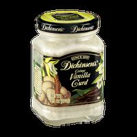 Dickinson's Creme Curd Vanilla