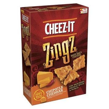 Cheez-It Zingz Chipotle Cheddar Crackers 12.4 oz