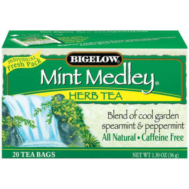 Bigelow Mint Medley Herb Tea